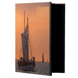 Windjammer in sunset light powis iPad air 2 case