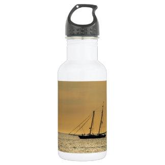 Windjammer on the Baltic Sea 532 Ml Water Bottle