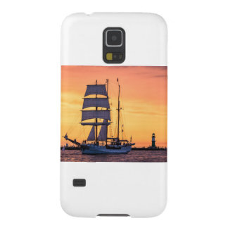 Windjammer on the Baltic Sea Galaxy S5 Cover