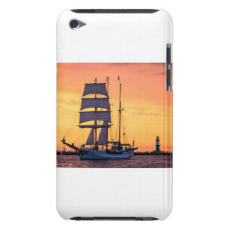 Windjammer on the Baltic Sea iPod Touch Case