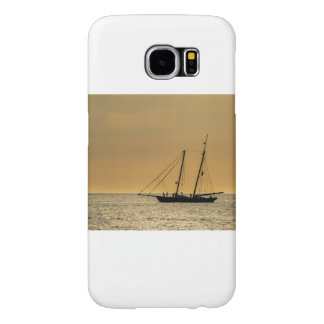 Windjammer on the Baltic Sea Samsung Galaxy S6 Cases