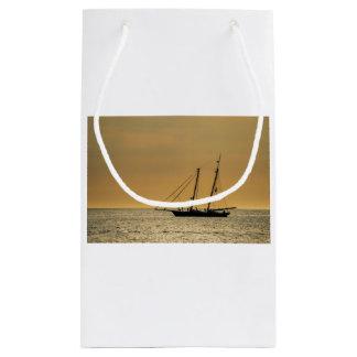 Windjammer on the Baltic Sea Small Gift Bag