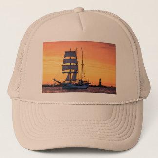 Windjammer on the Baltic Sea Trucker Hat