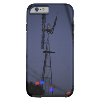 windmill and christmas lights Australia Tough iPhone 6 Case