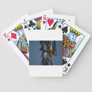 WINDMILL BLADES AND MOON AUSTRALIA BICYCLE PLAYING CARDS