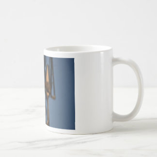 WINDMILL BLADES AND MOON AUSTRALIA COFFEE MUG