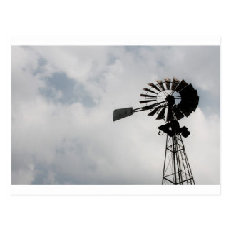 """""""windmill"""" by Coressel Productions Postcard"""