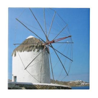Windmill Ceramic Tile