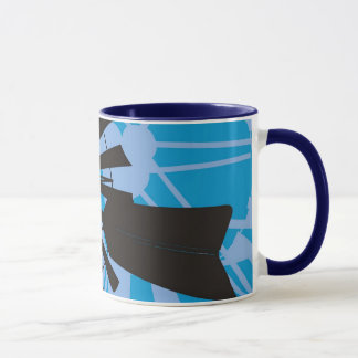Windmill Drinkware Mug