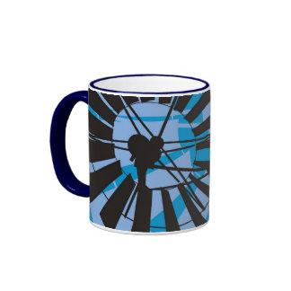 Windmill Drinkware Ringer Coffee Mug