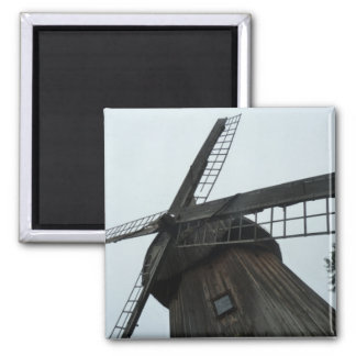 Windmill from old Village Magnet