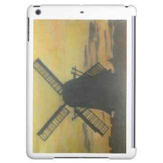 windmill in Holland iPad Air Cover