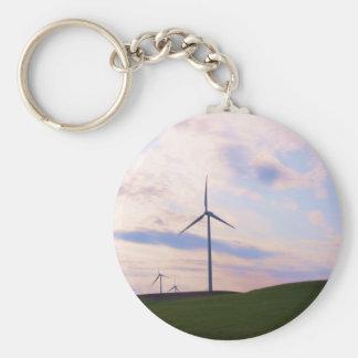 Windmill! Key Ring