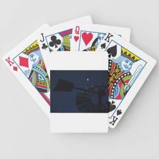 WINDMILL & MOON QUEENSLAND AUSTRALIA BICYCLE PLAYING CARDS