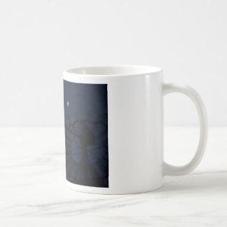 WINDMILL & MOON QUEENSLAND AUSTRALIA COFFEE MUG