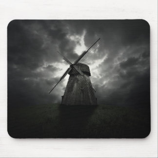 Windmill Mouse Pad