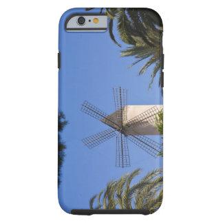 Windmill, Palma, Mallorca, Spain Tough iPhone 6 Case