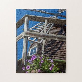 Windmill photo puzzle