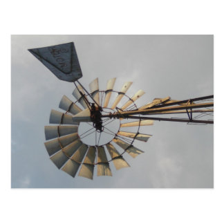 Windmill Postcard