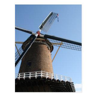 "Windmill ""Rijn en Lek"", Wijk bij Duurstede Postcard"