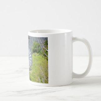 WINDMILL RURAL QUEENSLAND AUSTRALIA COFFEE MUG