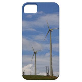 Windmills at Wind Farm iPhone 5 Cases