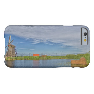 windmills of Kinderdijk world heritage site Barely There iPhone 6 Case