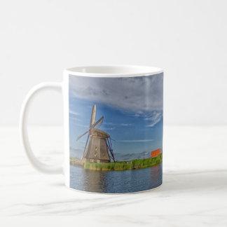windmills of Kinderdijk world heritage site Coffee Mug