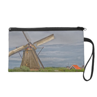 windmills of Kinderdijk world heritage site Wristlet