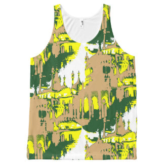 Windoces All-Over Print Singlet