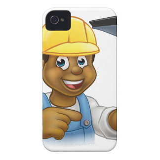 Window Cleaner With Squeegee iPhone 4 Covers