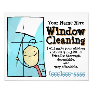how to build a window cleaning business