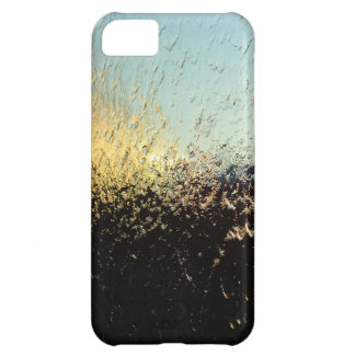 Window color abstract texture iPhone 5C case
