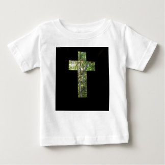 Window Cross Baby T-Shirt