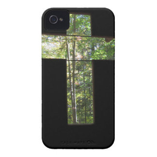 Window Cross iPhone 4 Covers