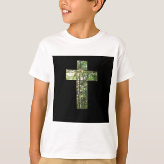 Window Cross T-Shirt
