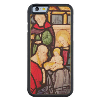 Window depicting the Adoration of the Magi Maple iPhone 6 Bumper