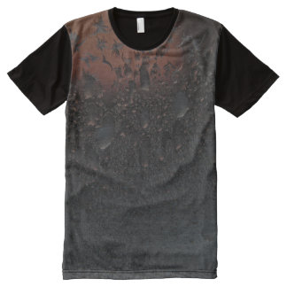 Window Frost #2 All-Over Print T-Shirt