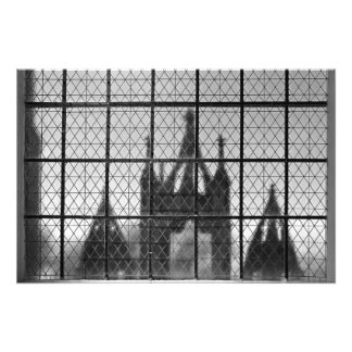 Window in History Photo Print