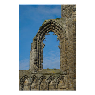 Window In St Andrews Cathedral Photo Print