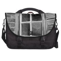 Window Into Yesteryear Laptop Bag