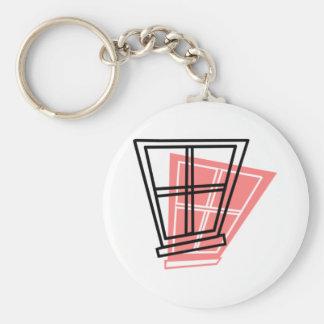 Window Key Ring