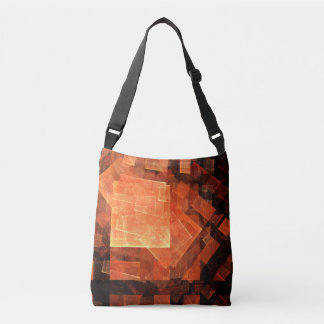 Window Light Abstract Art Cross Body Crossbody Bag