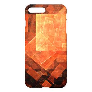 Window Light Abstract Art Glossy iPhone 8 Plus/7 Plus Case