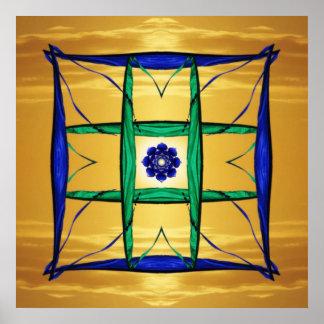 Window of Enlightenment Poster