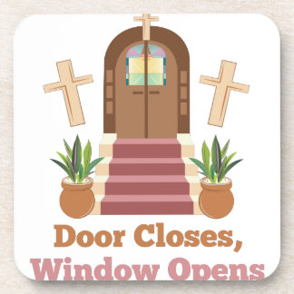 Window Opens Coasters