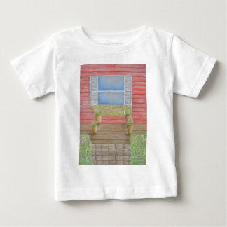 window porch baby T-Shirt