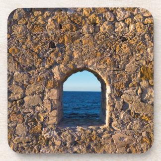Window to the Aegean Sea Coaster