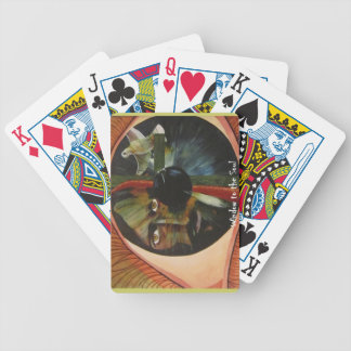 Window to the Soul Bicycle Playing Cards