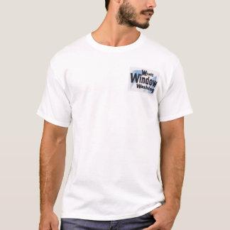 Window Washing Loge T-Shirt